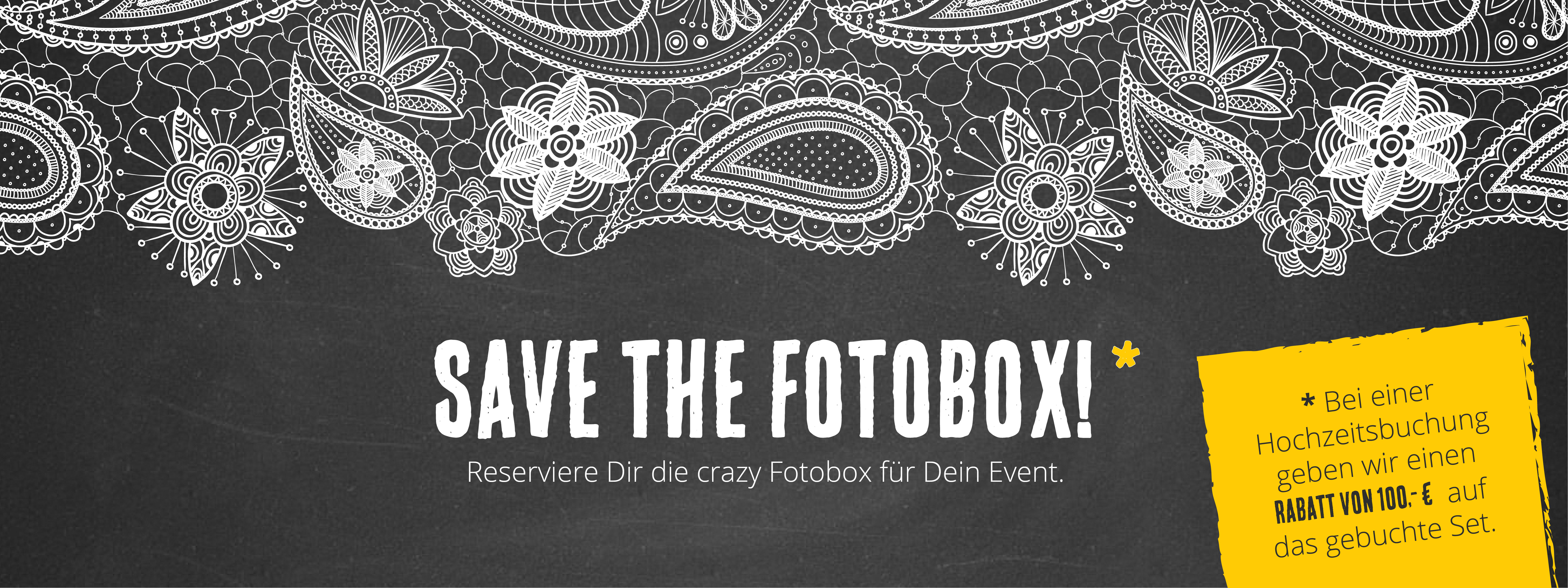 Save the Fotobox!